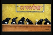 Note Card from Will Bullas: Crow Bar