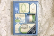 Package of 50 Decorative Gift Tags in Keepsake Box: Words to Give By