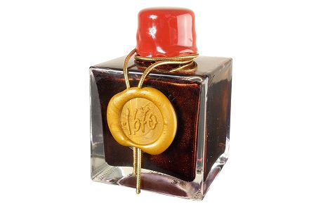 J. Herbin Anniversary Ink (Limited Edition) 1670 Gift box with 50ml Bottle Dark Red Ink