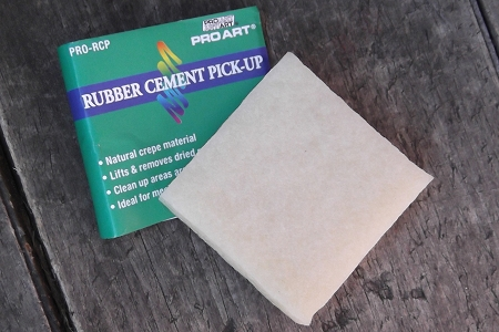 Pro Art Rubber Cement Pick-Up